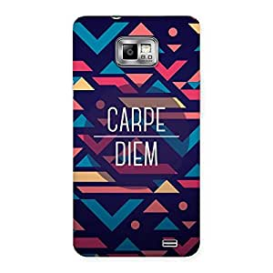 Ajay Enterprises Ft Carpesor Back Case Cover for Galaxy S2