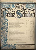 img - for Serenade (Standchen) (Songs By Franz Schubert, High Voice in D, Piano accompaniment) book / textbook / text book