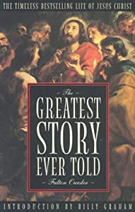 "Cover of ""The Greatest Story Ever Told"""