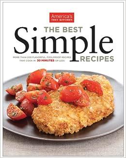 America S Test Kitchen Books Amazon