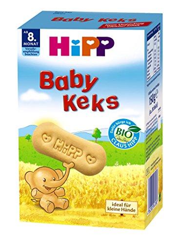 Hipp-Baby-Keks-Bio-ab-dem-8-Monat-6er-Pack-6-x-150-g-Packung