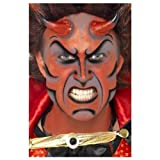 Adults' Devil Make-up with Horns