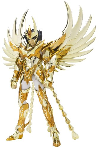 Bandai Tamashii Nations Saint Myth Cloth 10th Anniversary Version Phoenix Ikki God Cloth Action Figure