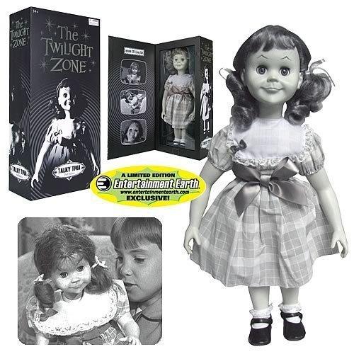 The Twilight Zone Talky Tina 18
