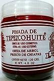 Pomada De Tepezcohuite Corteza De Arbol Topical Analgesic Ointment 4 oz.