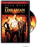 Noah Wyle on the Librarian theatrical movie [511ZCDE49QL. SL160 ] (IMAGE)