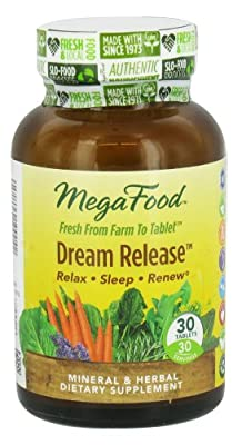MegaFood - Dream Release