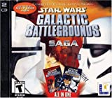 Star Wars: Galactic Battlegrounds Saga - (PC CD)