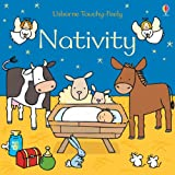 Fiona Watt The Nativity (Usborne Touchy Feely Books)
