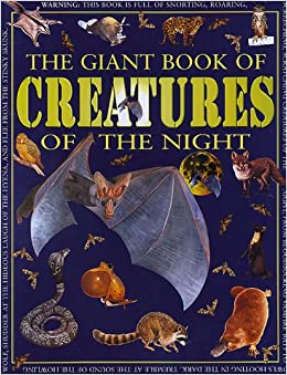 Creature of the night book report