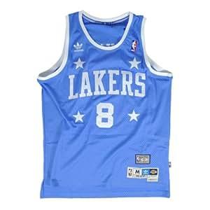 Amazon.com : adidas Los Angeles Lakers Kobe Bryant #8