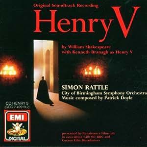 Henry V (Original Soundtrack)