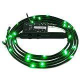 NZXT グリーンLED(24灯搭載)デコレーションチューブ 2m CB-LED20-GR