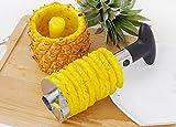 SahiBUY Stainless steel Pineapple Corer Slicer