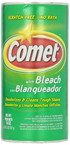 Comet Dry Cleanser, 14 oz