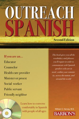Outreach Spanish with Audio Compact Discs