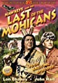 Hawkeye And The Last Of The Mohicans Vol 2 Episode 1