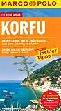 MARCO POLO Reiseführer Korfu: Reisen mit Insider-Tipps - Mit Reiseatlas