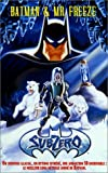 echange, troc Batman et mr freeze : subzero [VHS]