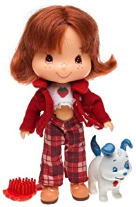 "Strawberry Shortcake "" Berry Best Friends "" Pretty in Plaid with Pupcake"