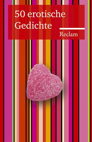 Fünfzig erotische Gedichte.
