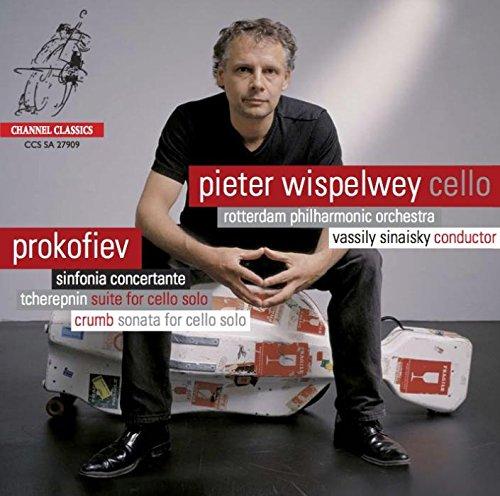PROKOFIEV / WISPELWEY / RCO / SINAISKY