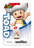 Cheapest Nintendo Amiibo Super Mario Collection Character  Toad (Wii U  Nintendo 3DS) on Nintendo Wii U