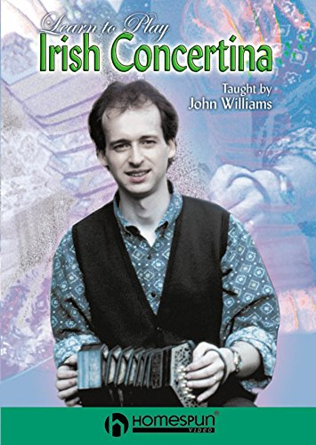Learn to Play Irish Concertina [Instant Access]