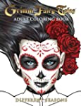 Grimm Fairy Tales Adult Coloring Book...