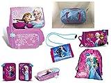 Disney Frozen - Juego de material escolar (6piezas)