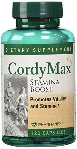 Nu Skin Pharmanex CordyMax Stamina Boost