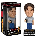 Funko Charlie Sheen Talking Wacky Wobbler