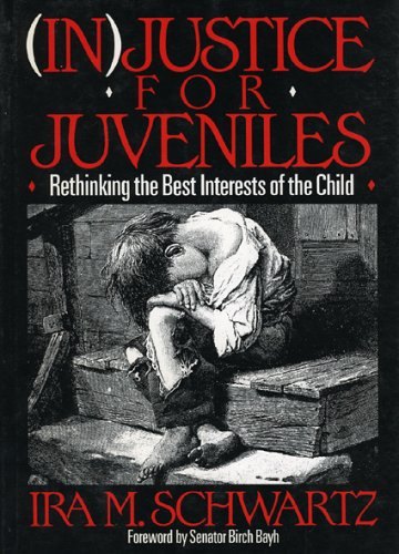 (In)Justice for Juveniles: Rethinking the Best Interests of the Child