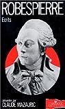 Ecrits par Robespierre