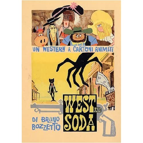 West and Soda - 1965 - Bruno BOZZETTO 511ZTZN4Q8L._SS500_