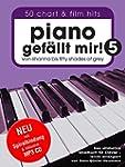 Piano gef�llt mir! 50 Chart und Film...