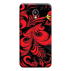 CaseLite Premium Printed Mobile Back Case Cover With Full protection For Meizu M2 (Designer Case)