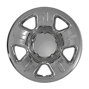 Bully Imposter IMP-41X, Ford, 16″ Chrome Replica Wheel Cover, (Set of 4)