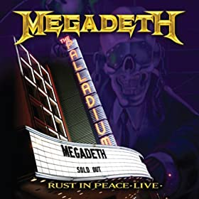 Rust In Peace Live [Explicit]