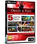 Origin and Fate - 5 Game Pack (PC DVD)