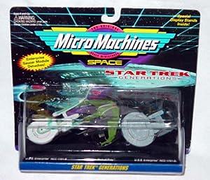 Micro Machines Star Trek Generations