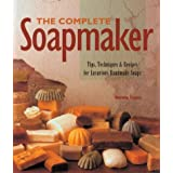 The Complete Soapmaker: Tips, Techniques & Recipes for Luxurious Handmade Soaps ~ Norma J. Coney
