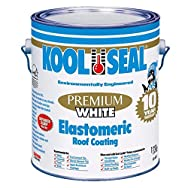 Premium White Elastomeric Roof Coating-GAL ELSTOMRC RF COATING