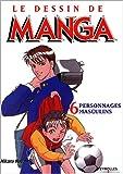 echange, troc Hikaru Hayashi - Le Dessin de Manga, tome 6 : Personnages masculins, attitudes et expressions