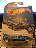 Hot Wheels ホットウィール 2016 X-Raycers Speed Slayer [Blue] Die-Cast Vehicle #4/10 [並行輸入品]
