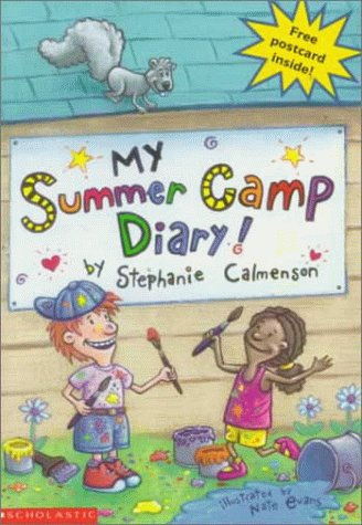 Image for My Summer Camp Diary