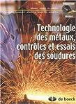 Technologie des m�taux, contr�les et...