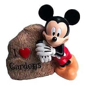 Disney Mickey Mouse I Love Gardens Patio Yard
