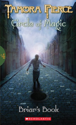 Cover of Briar's Book (Circle of Magic #4)