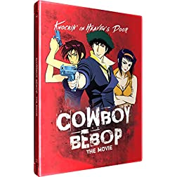 Cowboy Bebop - The Movie - Knockin' on Heaven's Door - Steelbook Blu-ray [Blu-ray]